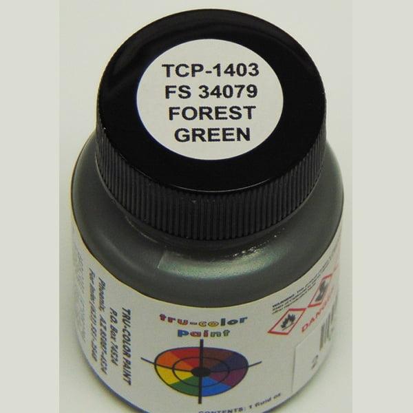 Tru-Color FS-34079 MERDC Forest Green 1 ounce TCP-1403