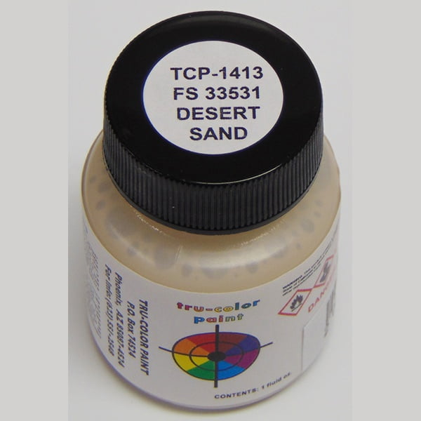 Tru-Color FS-33531 Operation Iraqi Freedom OIF Desert Sand 1 TCP-1413