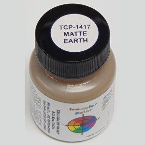 Tru-Color Matte Earth 1 ounce TCP-1417