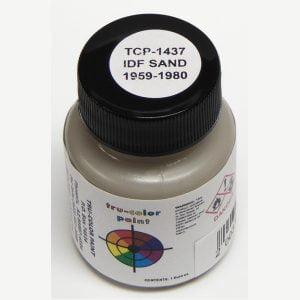 Tru-Color Israeli Armor Sand 1959-1980 1 ounce TCP-1437