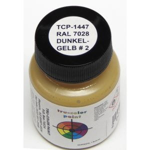 Tru-Color RAL 7028 Dunkelgelb No2 Dark Yellow 1 ounce TCP-1447