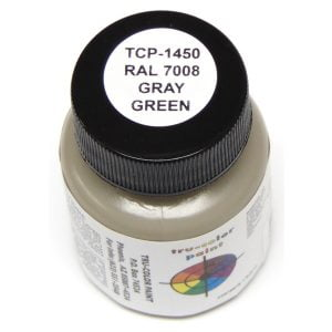 Tru-Color RAL 7008 Gray Green 1 ounce TCP-1450