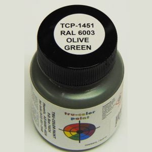 Tru-Color RAL 6003 Olive Gree 1 ounce TCP-1451