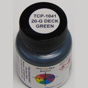 Tru-Color 20-G Deck Green 1 ounce TCP-1041