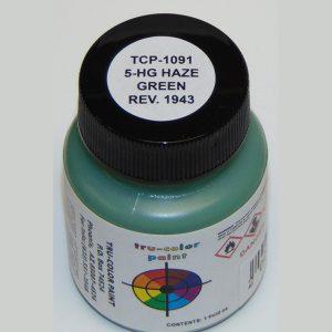 Tru-Color 5-HG Haze Green- 1943 1 ounce TCP-1091