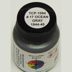 Tru-Color #17 Ocean Gray- 1944-1945 1 ounce TCP-1094