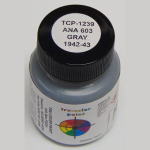 Tru-Color Paint ANA-603 Aircraft Gray 1 ounce TCP-1239