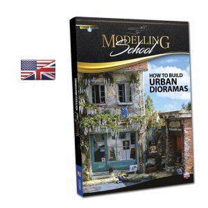Ammo by Mig Modelling School Urban Dioramas AMIG6215