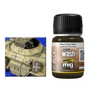 Ammo by Mig Africa Korps Wash AMIG1001