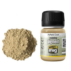 Ammo by Mig Airfield Dust Pigment AMIG3011