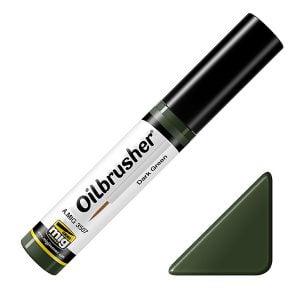 Ammo by Mig Dark Green Oilbrushers AMIG3507