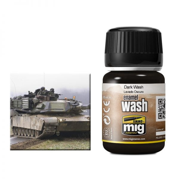 Ammo by Mig Dark Wash AMIG1008