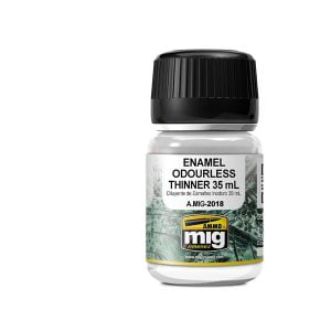 Ammo by Mig Enamel Odorless Thinner 35 Ml AMIG2018
