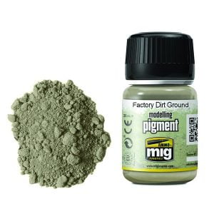 Ammo by Mig Factory Dirt Ground Pigment AMIG3030