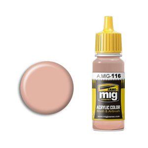 Ammo by Mig Jimenez Basic Skin Tone Acrylic Paint AMIG0116