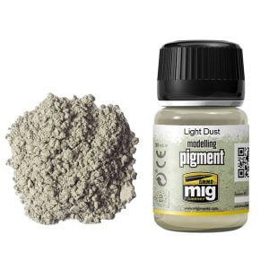 Ammo by Mig Light Dust Pigment AMIG3002