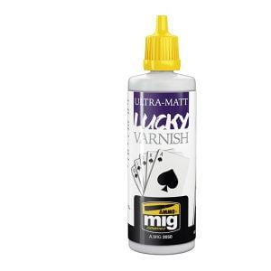 Ammo by Mig Lucky Varnish Ultra Matt AMIG2050