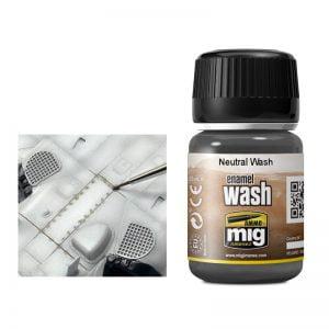 Ammo by Mig Neutral Wash AMIG1010