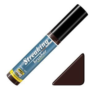 Ammo by Mig Red Brown Streaking Brusher AMIG1252
