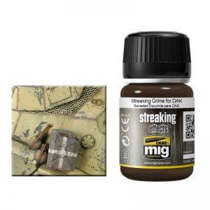 Ammo by Mig Streaking Grime For Dak AMIG1201