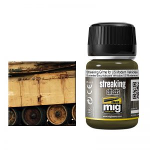 Ammo by Mig Streaking Grime For Us Modern Vehicles AMIG1207