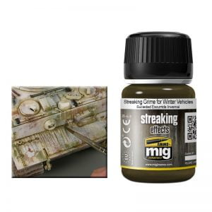 Ammo by Mig Streaking Grime For Winter Vehicles AMIG1205