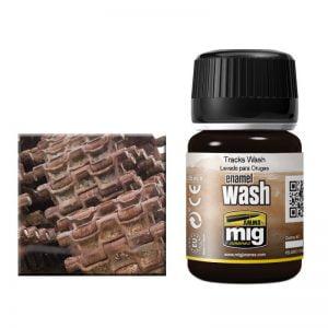 Ammo by Mig Tracks Wash AMIG1002