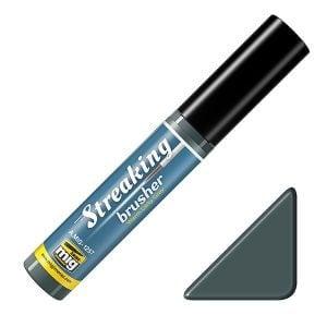 Ammo by Mig Warm Dirty Grey Streaking Brusher AMIG1257