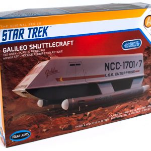 Polar Lights Star Trek Galileo Shuttle 1:32 Scale POL 909