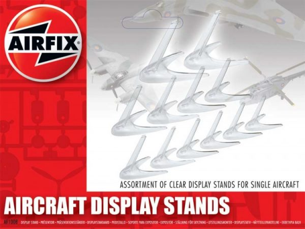 Aircraft Display Stand Assortment 1:72 1:48 Scale AF1008