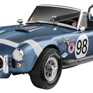 Revell '62 Shelby Cobra 289 1:25 Scale 07669