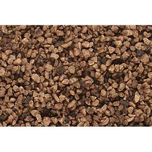 Woodland Scenics Brown Coarse Ballast Canister B1386