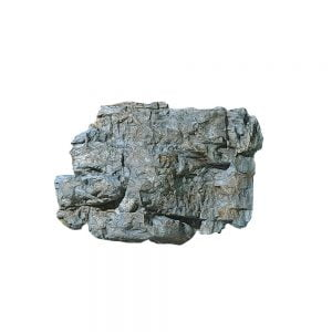 """Make rocks anywhere the earth might have settled in layers, such as old sea beds, river bottoms and more. Mold is flexible and reusable. Rock measures 6 3/8"""" x 4 1/4"""" W x 1 1/8"""" H"""