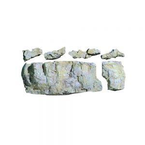 Woodland Scenics Rock Mold-Base Rock (10 1/2x5) C1243