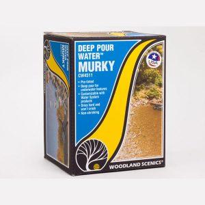 Woodland Scenics Deep Pour Water Murky CW4511