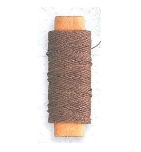 Artesania Latina Cotton Rigging Thread Brown 0.50mm x 20 M 8807
