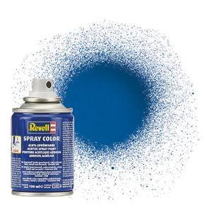 Revell Acrylic 100ml Spray Blue Gloss RVP 34152