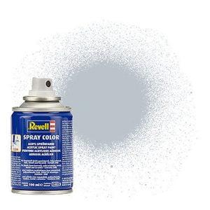 Revell Acrylic 100ml Spray Aluminium Metallic RVP 34199