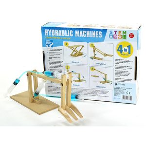 Pathfinders Hydraulics 4 in 1 Hydraulics Kit