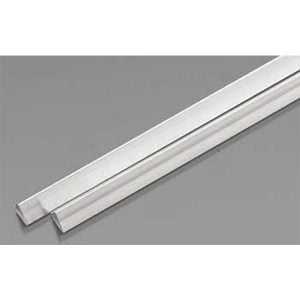 """Aluminum Triangle Tube Shapes Pack of 2 12"""" Long K&S Engineering 5098"""