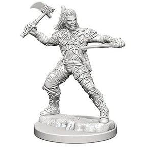 Wizkids D&D Nolzurs Marvelous Unpainted Miniatures Wave 1 Human Male Ranger 72635