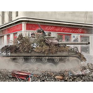 Airfix M18 Hellcat GMC Tank Destroyer 1/35 Scale A1371