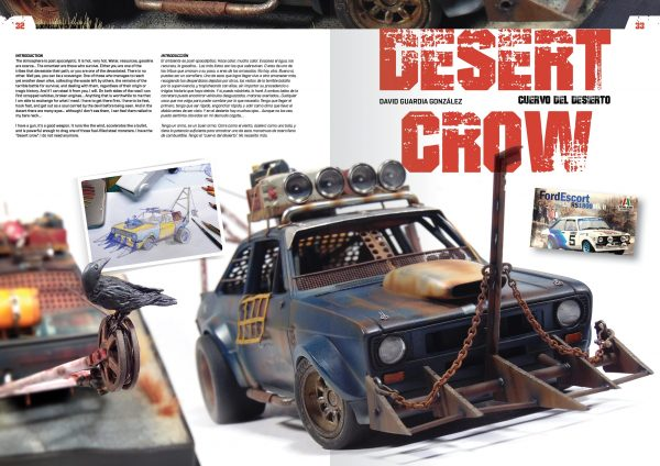 AK Interactive Doomsday Chariots Modeling Post Apocalyptic Vehicles AKI 258
