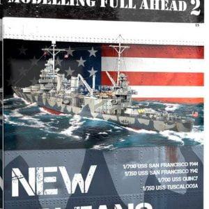 AK Interactive Modelling Full Ahead 2 New Orleans Class AKI 895