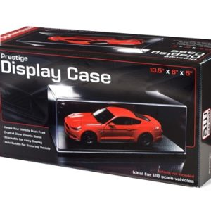 Auto World Plastic Display Case 1:18 Scale AWDC001