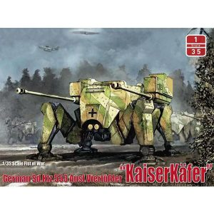 ModelCollect Fist of War German WWII Sd.Kfz.553 KaiserKafer UA35004