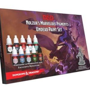 Army Painter Dungeons & Dragons Nolzur's Marvelous Pigments: Undead Paint Set 75005