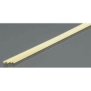 """Brass Rod 1/16 & 3/64 Bendables Pack of 4 12"""" Long K&S Engineering 5072"""