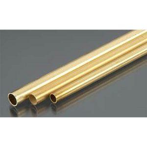 "Brass Tube 3/16, 7/32, 1/4 Bendables Pack of 3 12"" Long K&S Engineering 5076"