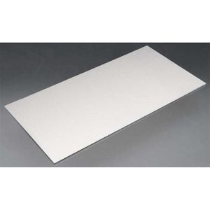 """.018 x 6"""" x 12"""" Stainless Steel Sheet Pack of 1 K&S Engineering 87183"""